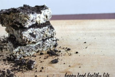 Cookies 'n Cream Rice Krispie Treats … Cooking With My Kid