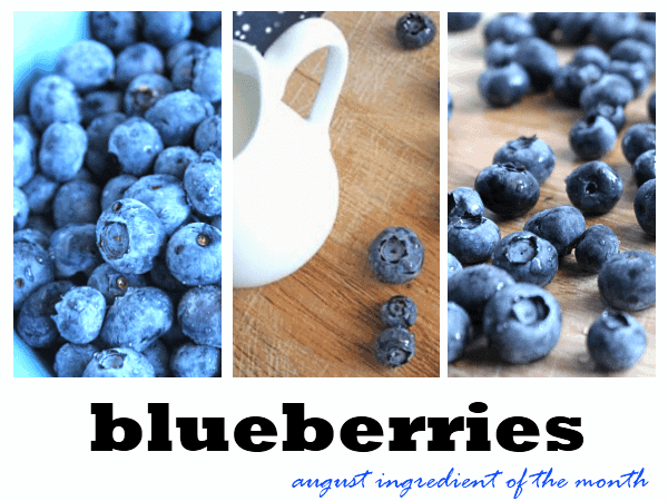 Blueberry Round-Up