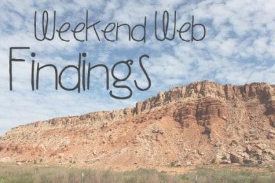 weekendwebfindings