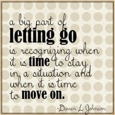 Letting Go of Desire