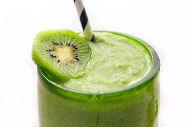 GREEN GODDESS SMOOTHIE - VEGAN SMOOTHIE