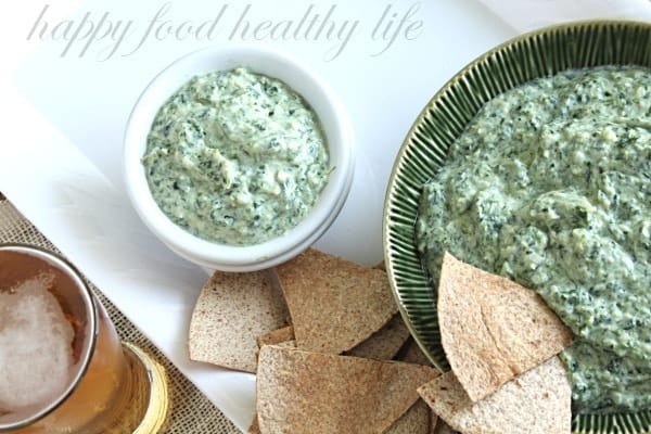 Vegan Spinach & Artichoke Dip