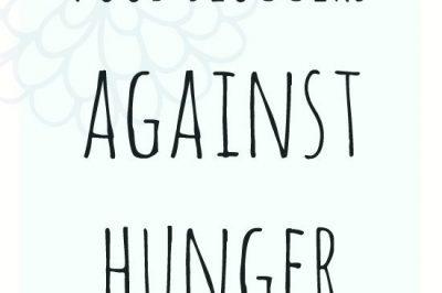 Food Bloggers Against Hunger – Economical Family Style Vegetarian Enchiladas