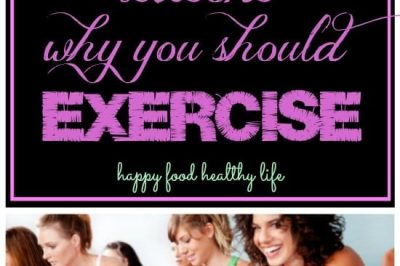 Top 10 Reasons Why You Should Exercise