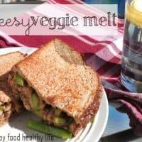 Cheesy Veggie Melt