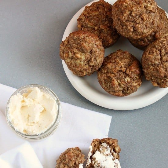 Classic Homestyle Bran Muffins // www.happyfoodhealthylife.com