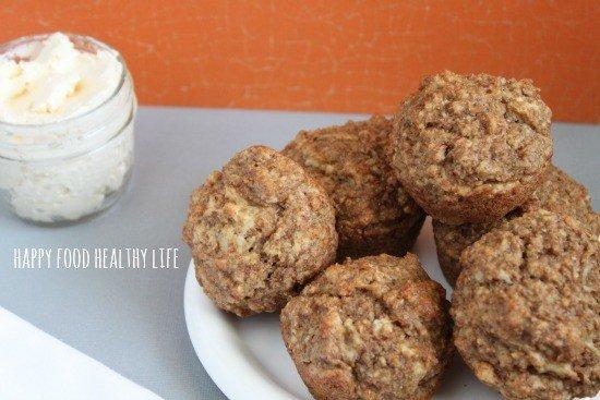 Classic Homestyle Bran Muffins