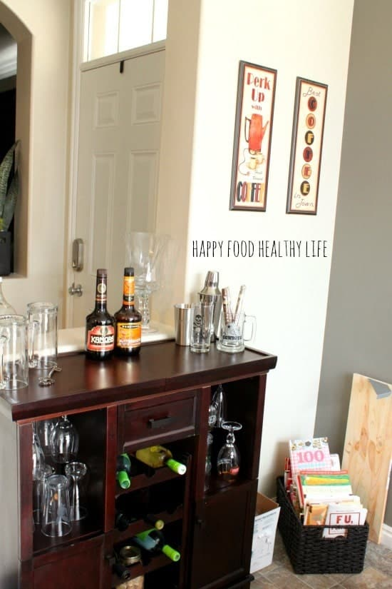 My New-to-Me Lived-in Kitchen // Happy Food Healthy Life