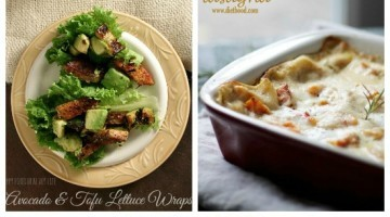45 Healthy Dinner Recipes from Happy Food Healthy Life