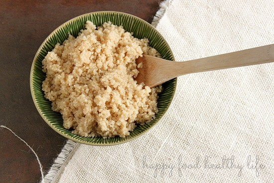 How to Perfectly Prepare Quinoa