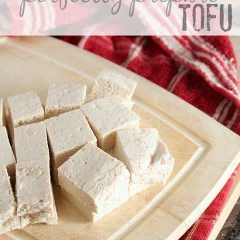 How To Perfectly Prepare Tofu