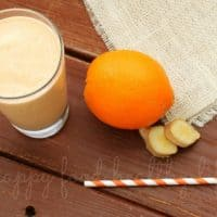Ginger Orange Smoothie