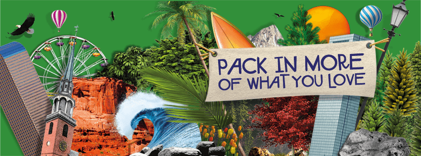 Pack in More of What You Love