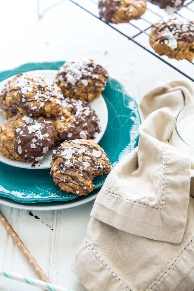 HEALTHY COCONUT COOKIES | SNACK | HEALTHY | AFTER-SCHOOL | DESSERT