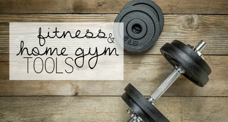 FITNESS & HOME GYM RESOURCES | www.happyfoodhealthylife.com