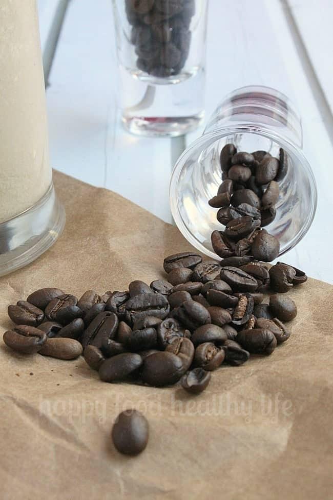 Coffee Beans | www.happyfoodhealthylife.com
