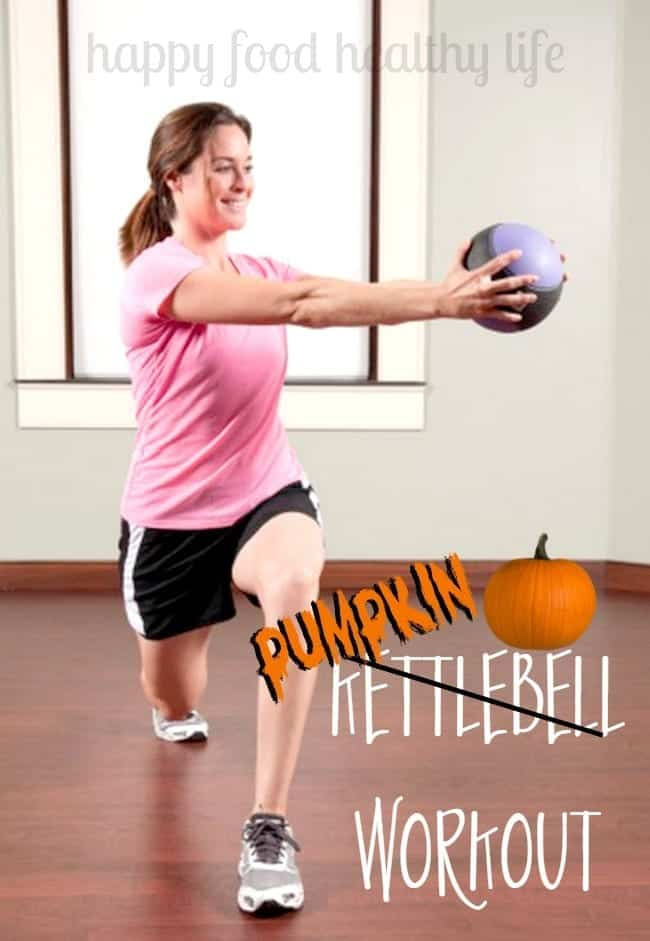 Pumpkin Medicine Ball Workout – Fitness Friday