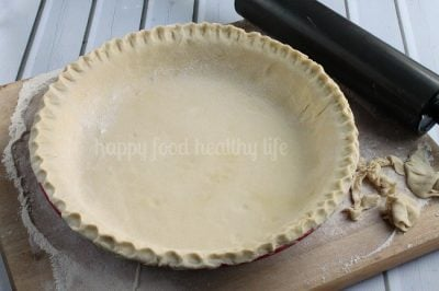 How to Make Perfect Pie Crust in a Blender
