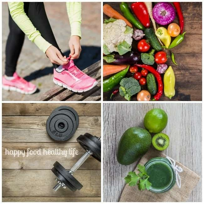 5 Tips for Sticking to Your Health-Related New Year's Resolutions - sure-fire way to success this year! www.happyfoodhealthylife.com