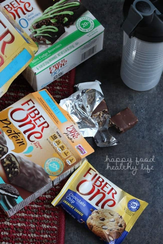 Fiber One Bars | www.happyfoodhealthylife.com
