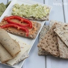 Healthy Crispbread Snack Ideas