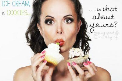 My Diet Includes Cupcakes, Ice Cream, and Cookies. What About Yours?