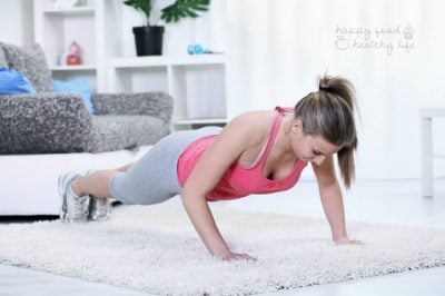 At Home Workout Series: Cardio