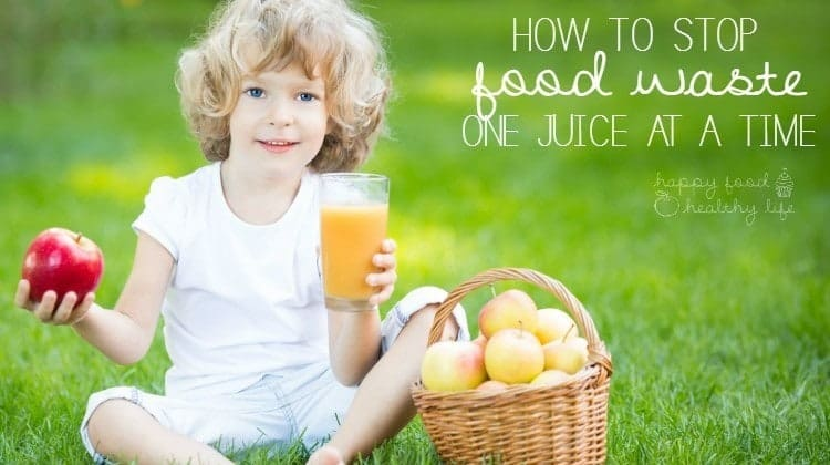 How to Stop Food Waste One Juice at a Time