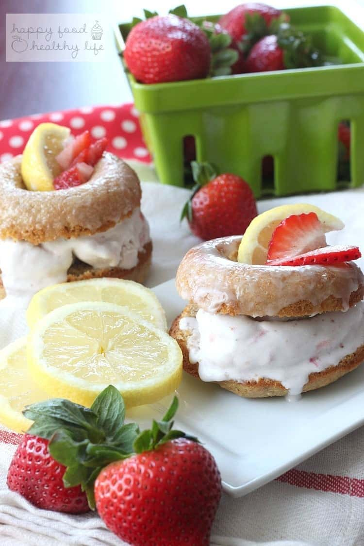 11 of the Best Lightened Up Strawberry Recipes | Happy Food Healthy Life