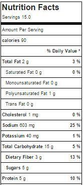 Whole-Wheat-Lemon-Blueberry-Protein-Muffins-NutInfo