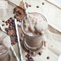 Hard Mocha Freeze