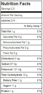 Hard Mocha Freeze - Nutritional Information | Happy Food Healthy Life