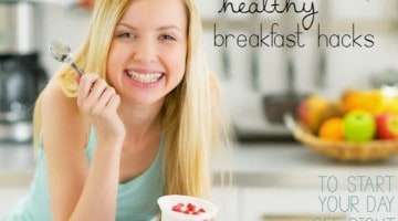 Healthy Breakfast Hacks | Happy Food Healthy Life