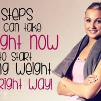 Why is Losing Weight SO Damn hard?! It seems like it's a struggle for millions of women, but it doesn't have to be! It can actually be pretty easy... especially if you ditch your diet!