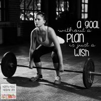 This is why Planing to reach your HEALTH & FITNESS goals is Mandatory. Without a plan, you'll never get there!