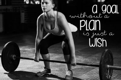 Why Planning to Reach Your Health & Fitness Goals is Mandatory