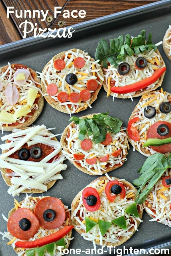 Funny-Face-Pizzas-on-Tone-and-Tighten.com_