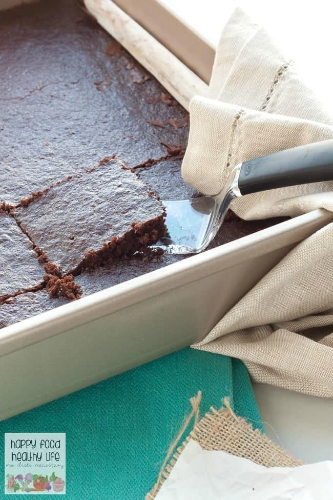 Healthy Best Ever Brownies - These brownies are full of real and healthy ingredients.