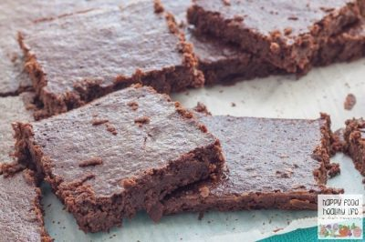 Best Ever Healthy Brownies