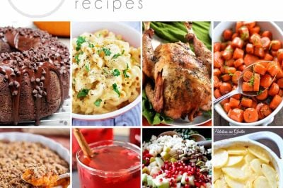 Over 25 of the Best Thanksgiving Recipes that You Need On This Year's Holiday Table