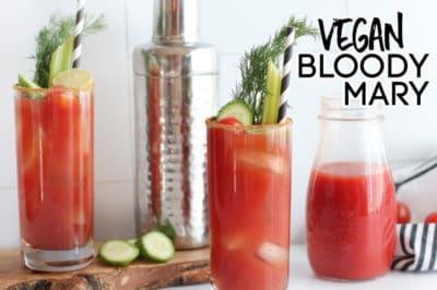 vegan bloody mary