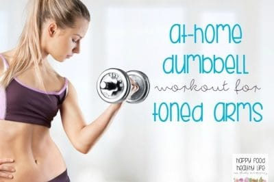 At-Home Dumbbell Workout for Toned Arms