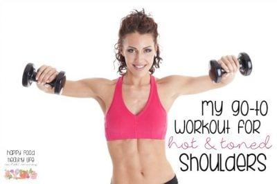 My Go-To Workout for Hot & Toned Shoulders