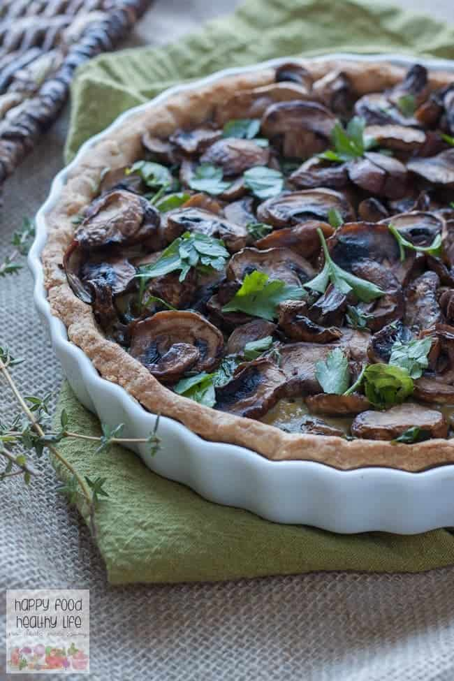 Vegetarian-Mushroom-Spinach-Tart-2WM