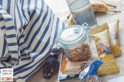 What Healthy Foods Should I Pack When I'm Travelling?