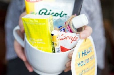 How to Create an Easy & Meaningful Get Well Gift Basket