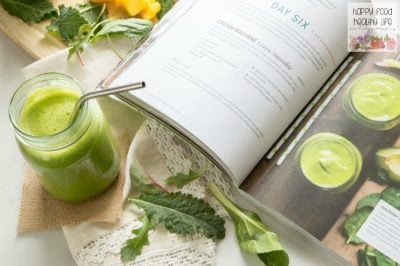 Green Smoothie Cream Machine  Recipe