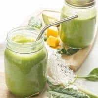 Cream Machine Green Smoothie Recipe