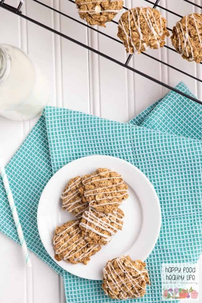 Easy old fashioned oatmeal cookies recipe
