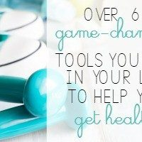Over 65 of the top tools you need in your life in order to get healthy. Want to know what the best healthy food and equipment to keep in your kitchen? Need to know how to stock your home gym? What about the best health books to keep on your bookshelf? This guide has it all! Get an inside look at the exact tools you need to life a healthy lifestyle once and for all. Click through to gain access to over 15 pages of resources. Totally free, so you've got nothing to lose!
